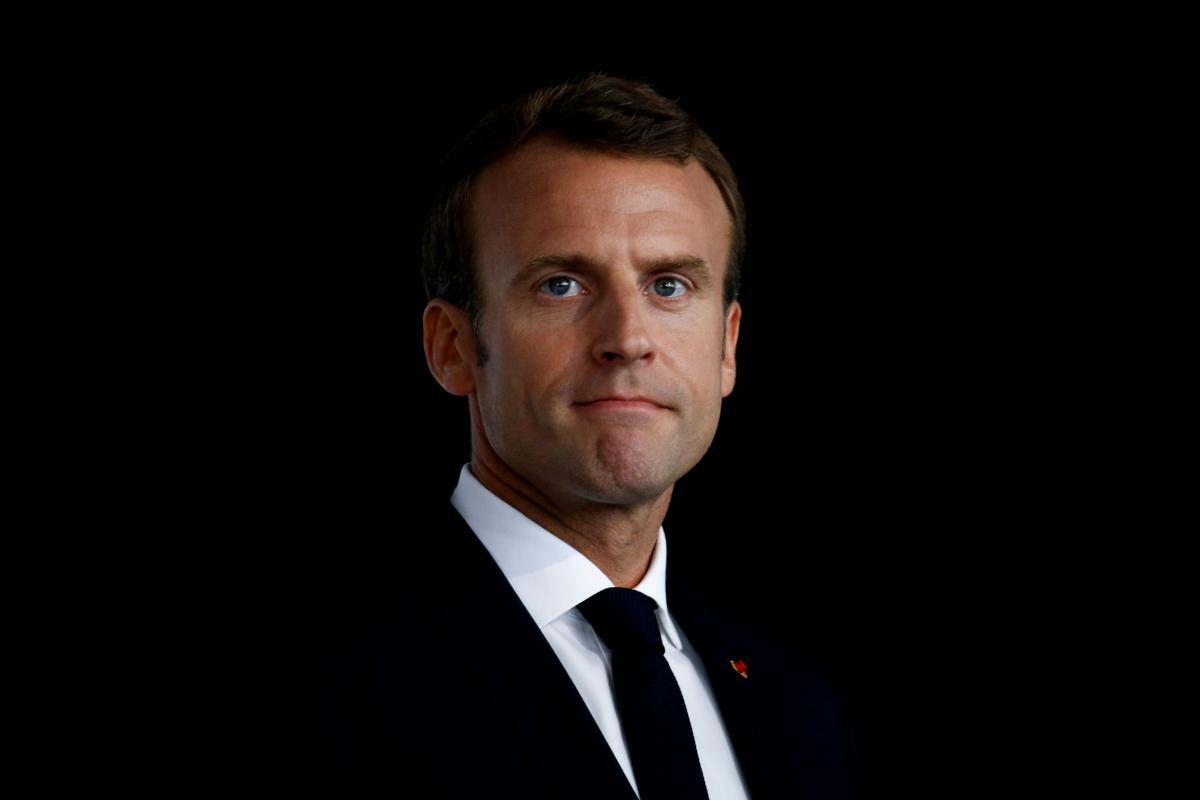 Еммануэль Макрон / REUTERS