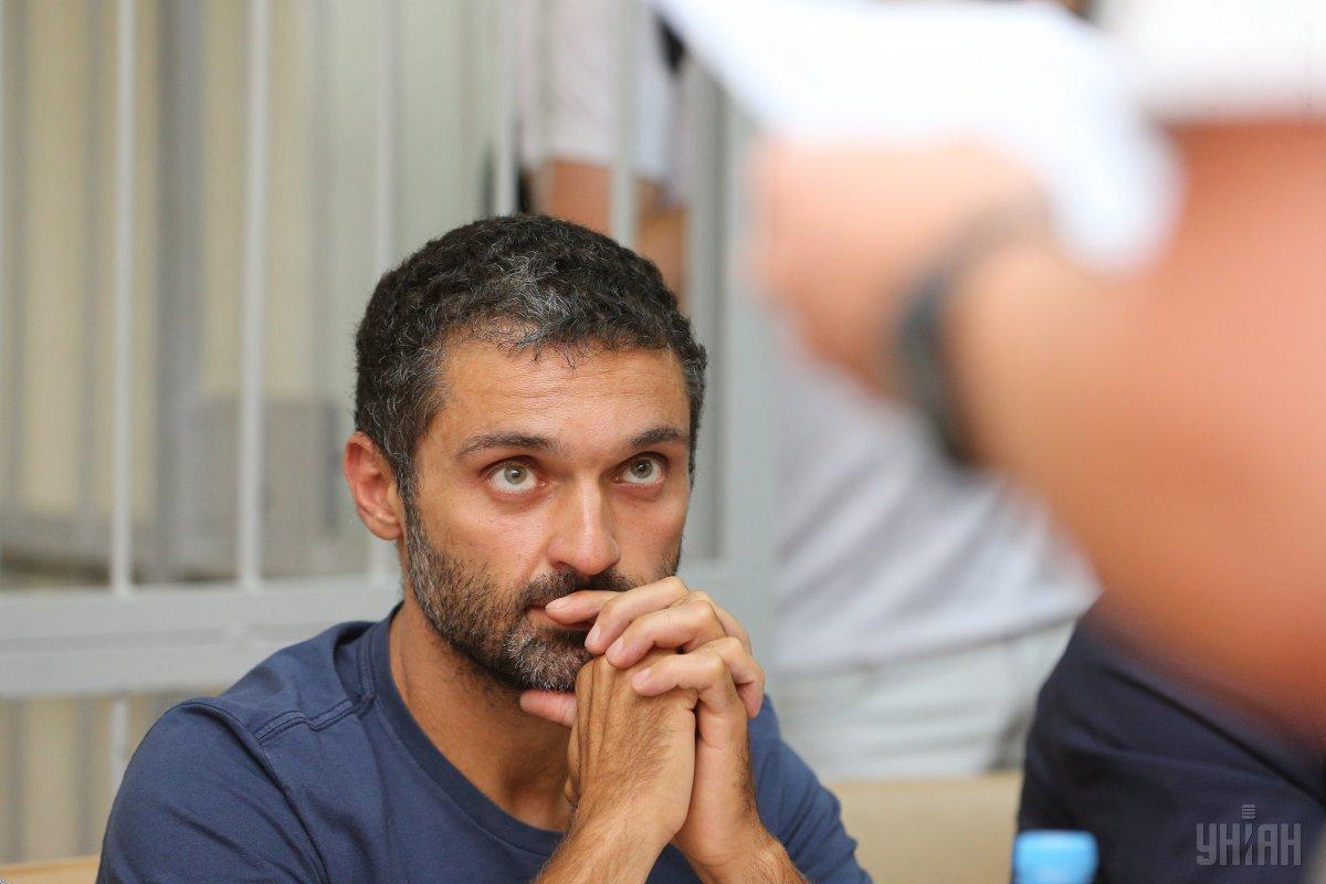 13 августа Тамразов покинул Лукьяновское СИЗО после внесения залога / фото УНИАН