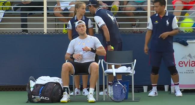 Марченко последним из украинцев выбыл с Открытого чемпионата США по теннису / btu.org.ua