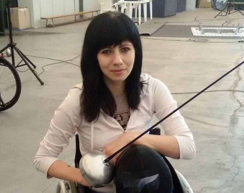 Спортсменка-колясочница Анна Пашкова воюет с неадекватными соседями из-за пандуса / Facebook - Anna Pashkova