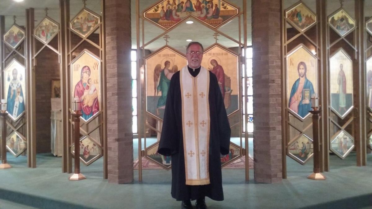 Батько Томас Лойя / sib-catholic.ru