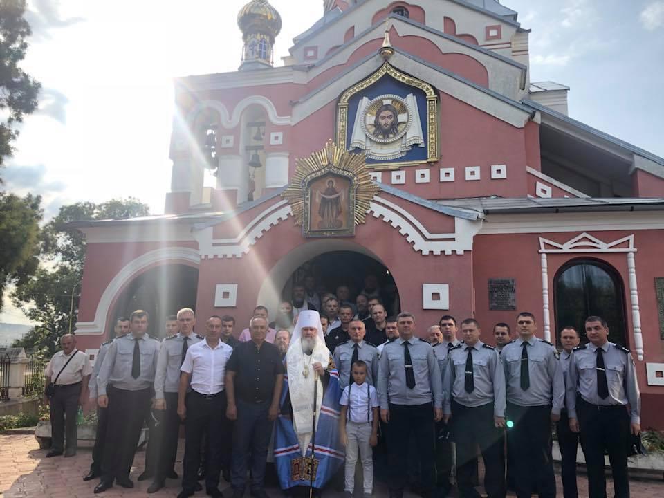 В УПЦ молились про загиблих працівників органів внутрішніх справ / news.church.ua