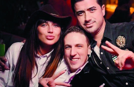 Мурат і Яна познайомилися в нічному клубі, де часто відпочивали в компанії спільних друзів / Clutch
