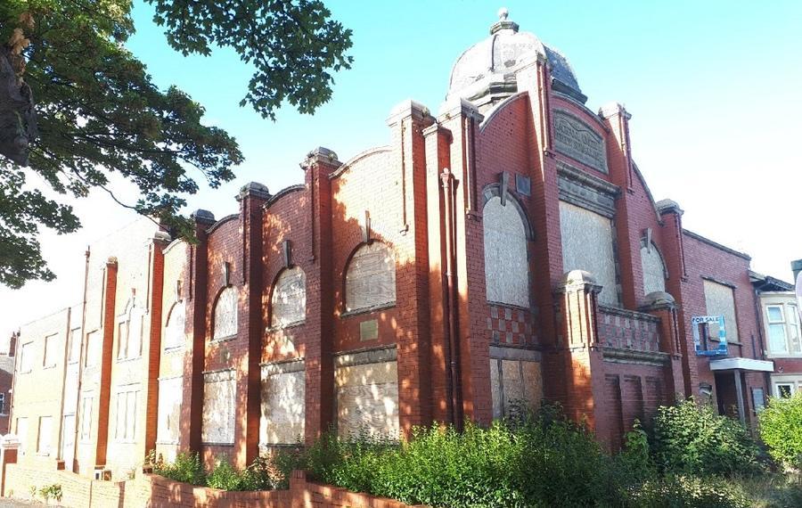 В Британии на продажу выставят синагогу / placenorthwest.co.uk