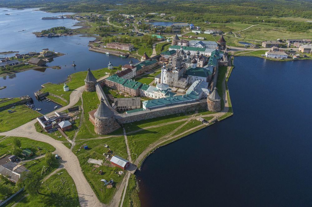 Соловецкие острова / IPgorod.ru
