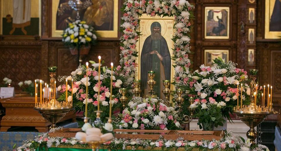 Сегодня в Святогорской лавре продолжатся праздничные богослужения / svlavra.church.ua