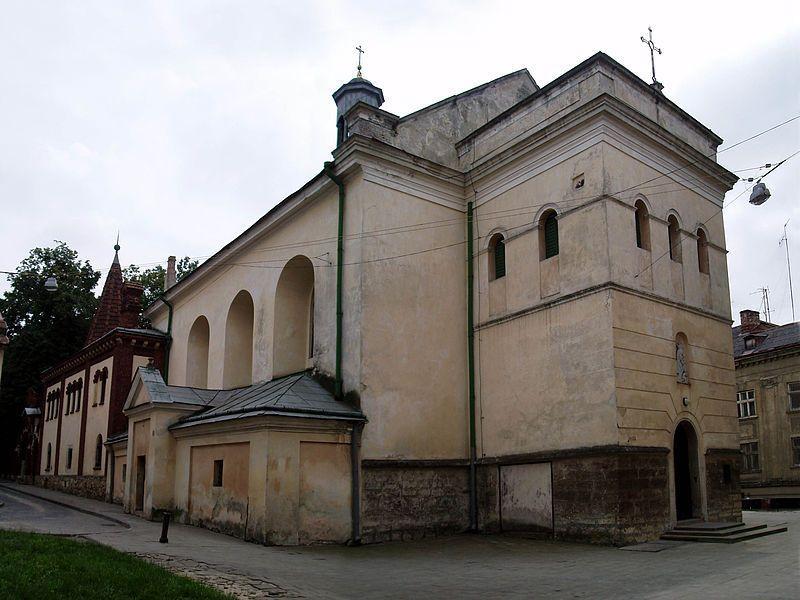 Костел Марії Сніжної —одна з найдавніших споруд історичного Львова / igotoworld.com