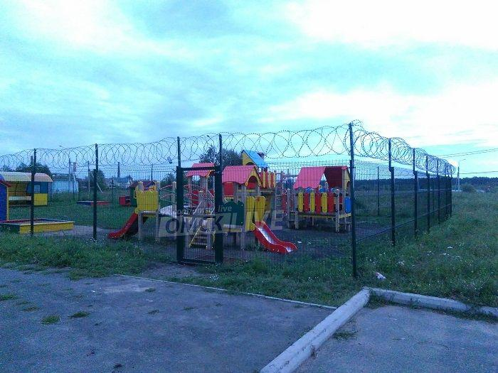 """Багато омичане схвалили ідею утримувати дітей за """"колючкою"""" / фото vk.com/omsk_live"""