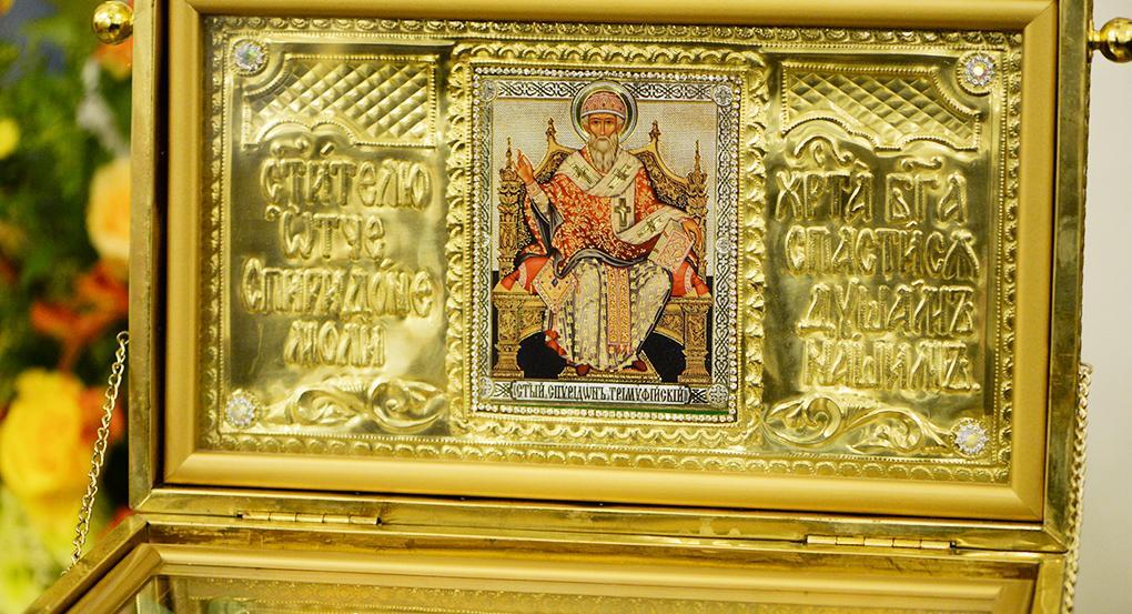 Святитель Спиридон - святой, которого почитают православные во всех концах земного шара / foma.ru