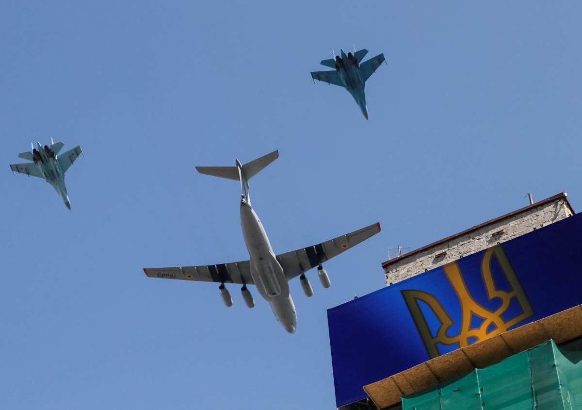 28 февраля - День штурманской службы авиации ВСУ / фото REUTERS