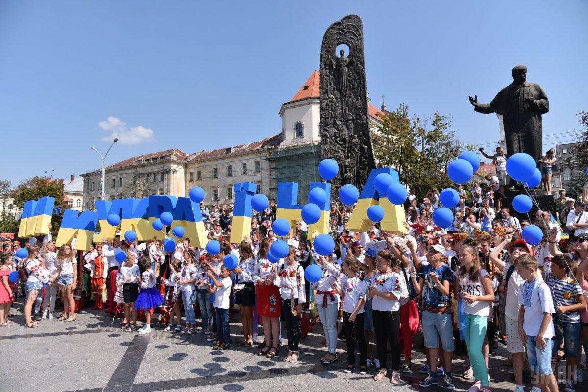 Львів'ян тагостей міста запрошують відвідати ряд тематичних заходів / фото УНИАН