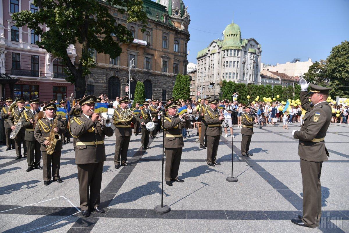 Нідерланди підтвердили участь у святкуванні 30-ї річниці незалежності України \ фото УНІАН