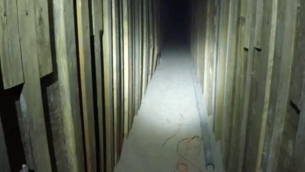 Облаштування одного підземного ходу може коштувати сотні тисяч доларів / Фото HOMELAND SECURITY INVESTIGATIONS/YUMA SECTOR BP