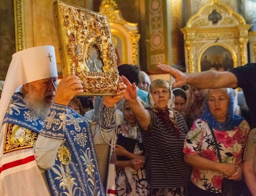 Молитва за Україну в Одесі / news.church.ua
