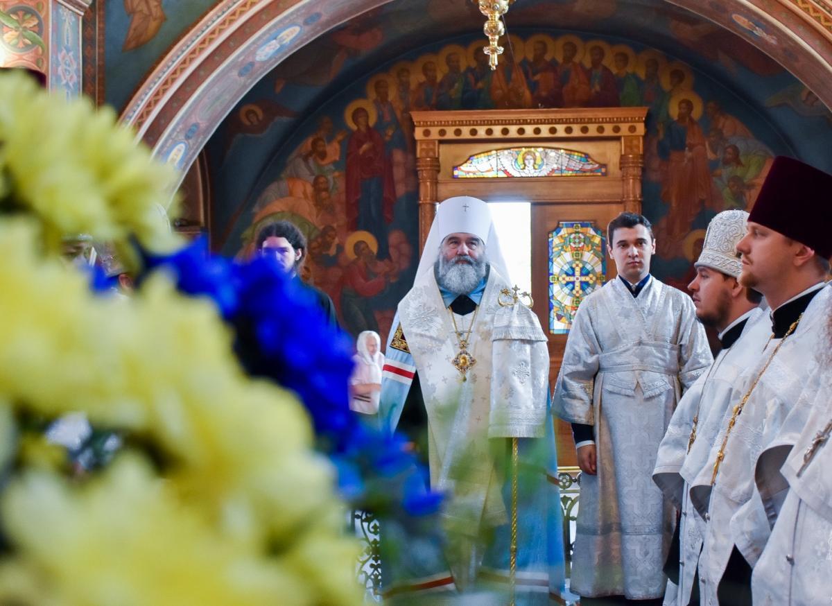 Молитва за Україну уВінниці / news.church.ua