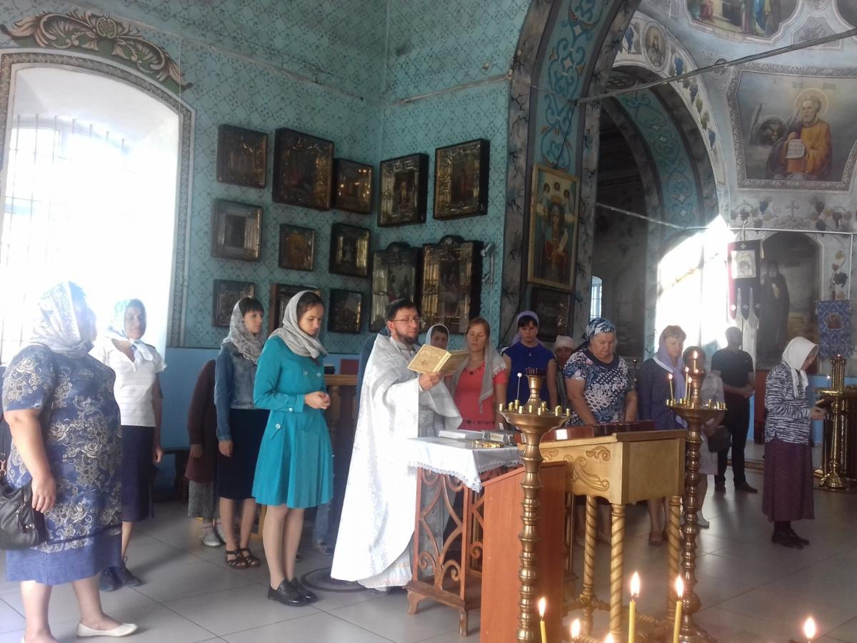 Молитва за Україну уКонотопі / news.church.ua