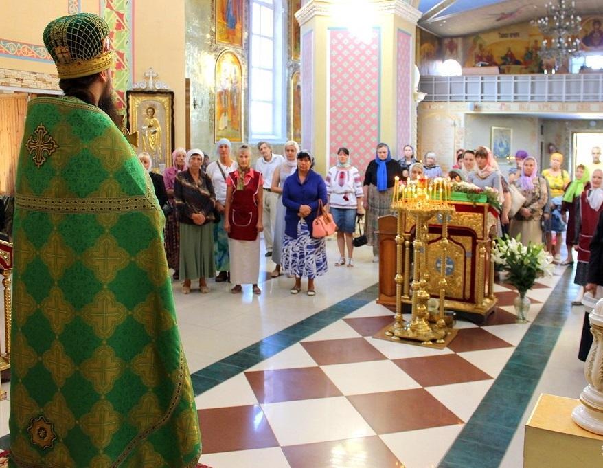 Молитва за Украину в Северодонецке / news.church.ua
