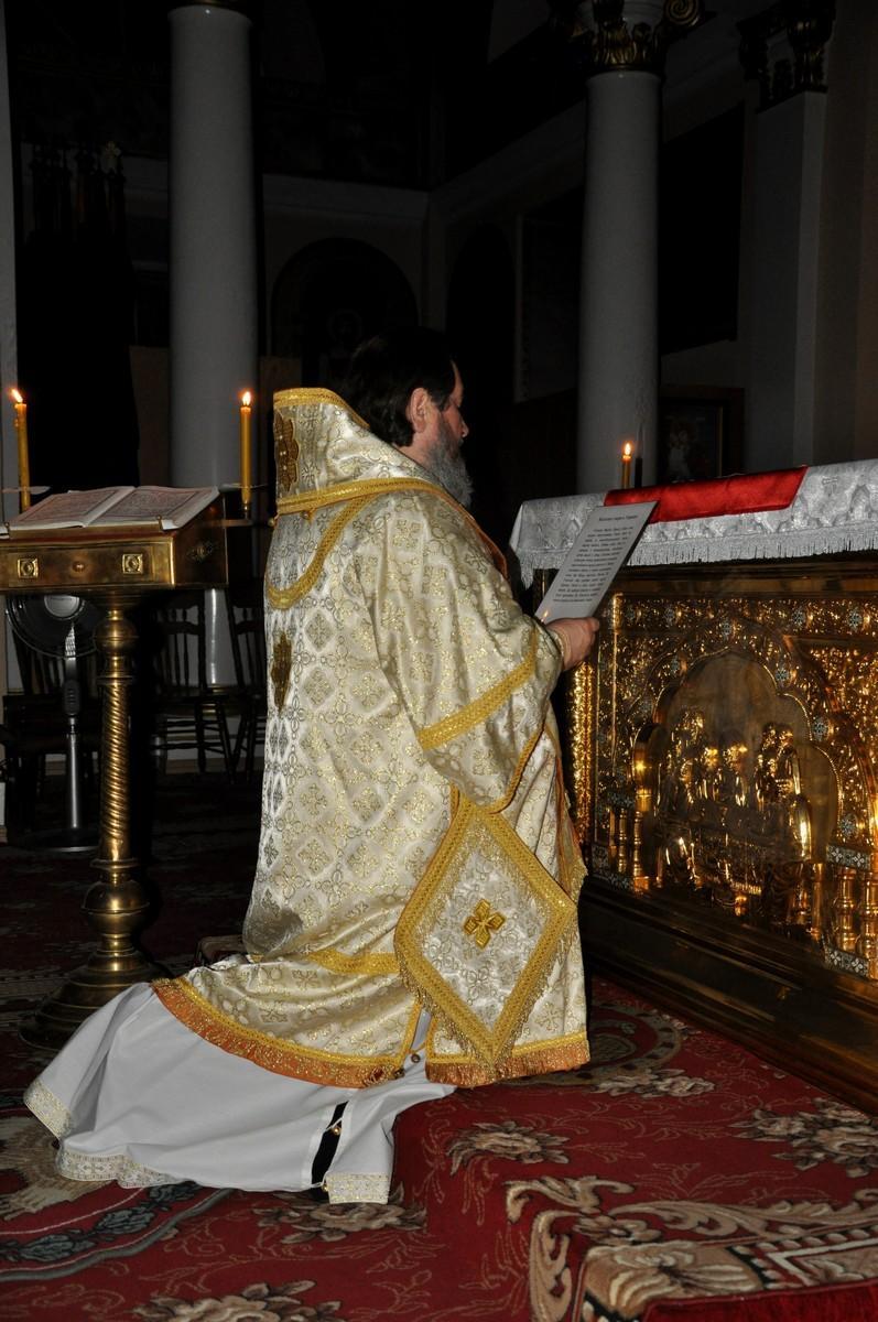 Ночная молитва за Украину в Херсоне / news.church.ua