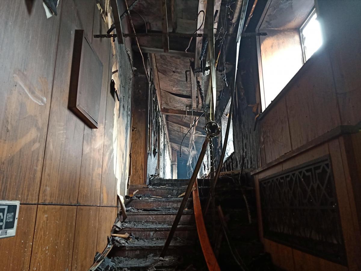 Пожежа у китайському готелі забрав життя 18 людей / Xie Peihua/CNS via REUTERS