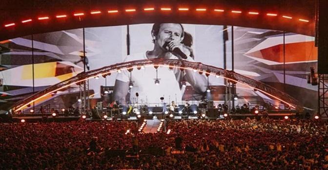 Концерт «Океан Эльзы» на День Независимости / соцсети