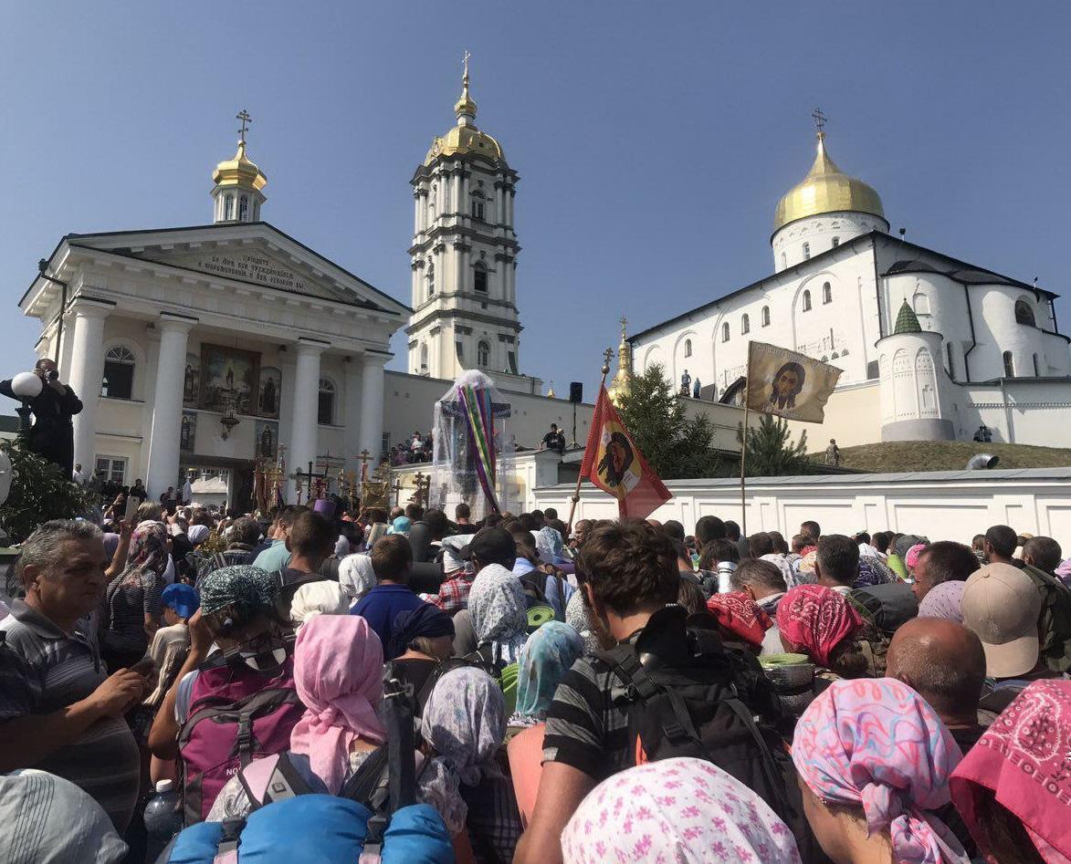 В нынешнем шествии приняли участие верующие из разных уголков Украины / news.church.ua