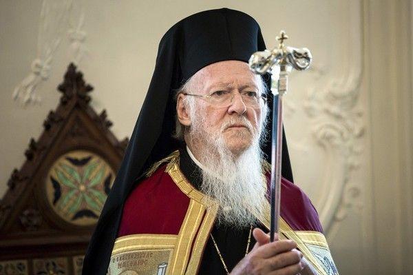 Патріарх Варфоломій привітав українців з Днем Незалежності / risu.org.ua
