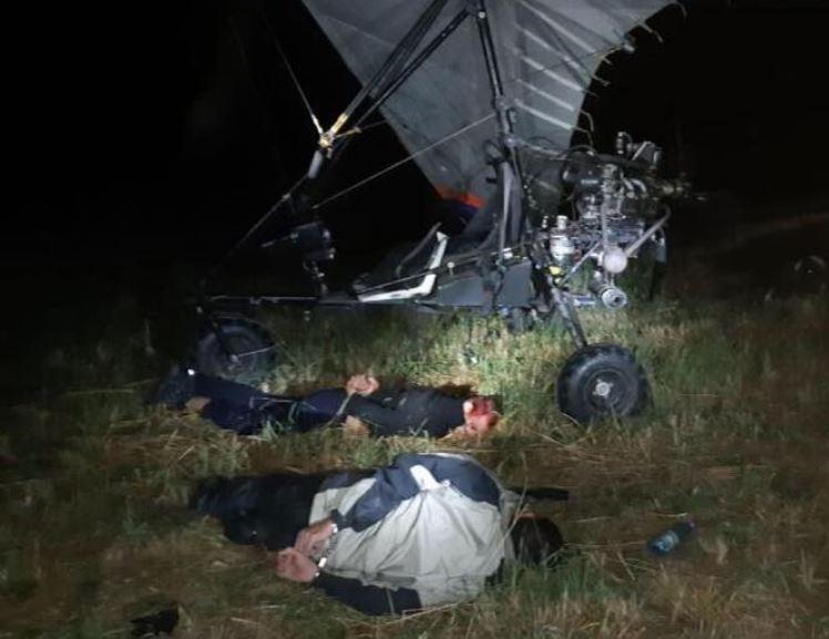 В Словакии задержали украинцев, которые переправляли нелегалов через границу / Facebook - Polícia Slovenskej republiky
