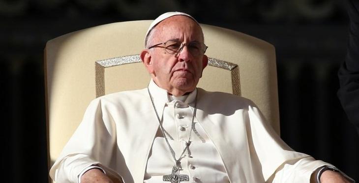 Папа Римський Франциск І / balallyparish.ie