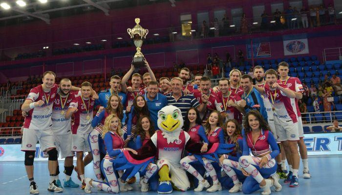 """""""Мотор"""" - володар Кубка Дніпра / handball.net.ua"""