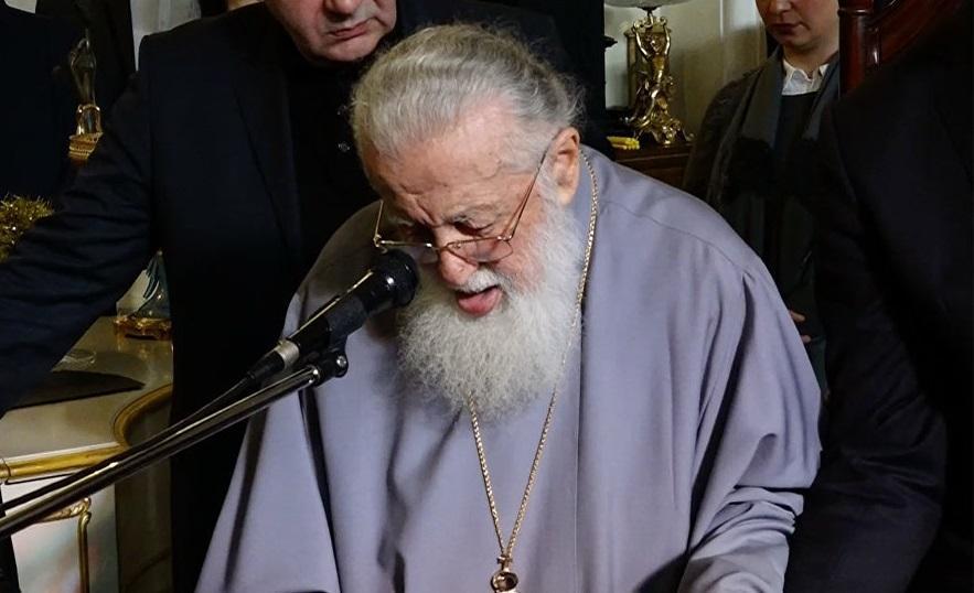 Грузинский Патриарх / sputnik-georgia.ru
