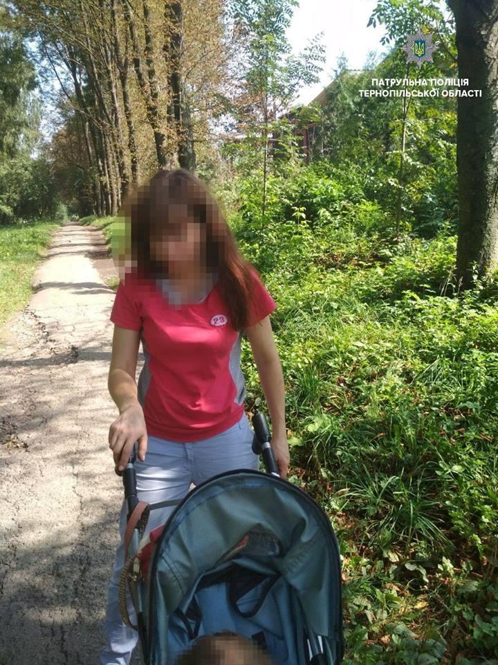 У Тернополі патрульній виявили нетверезу матір, її 2-річного сина передали бабусі