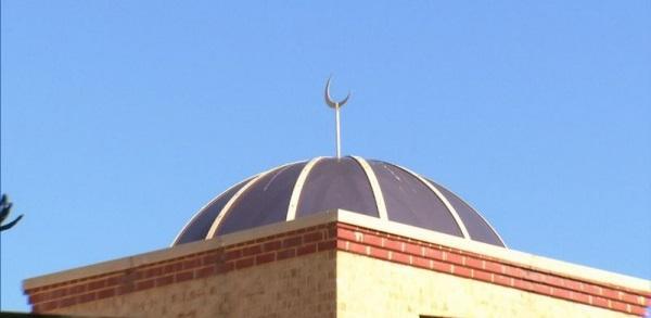 В Австралії невідомі підпалили мечеть / 9news