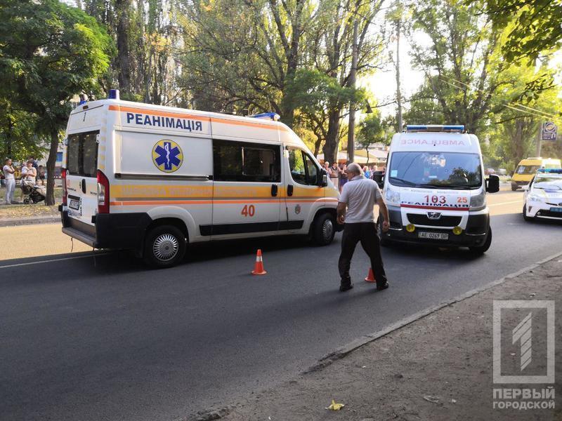 Ребенок умер в результате аварии / фото 1tv.kr.ua