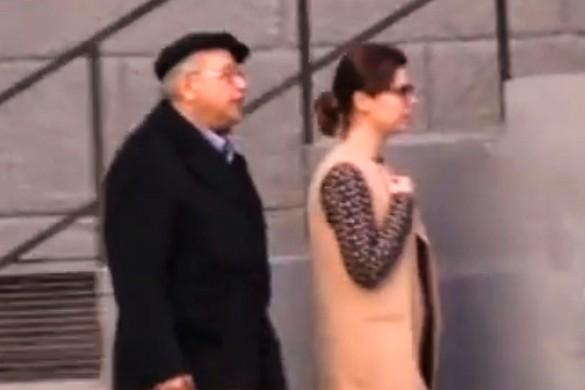 Журналісти стверджують, що коханка Петросяна вагітна / Скріншот