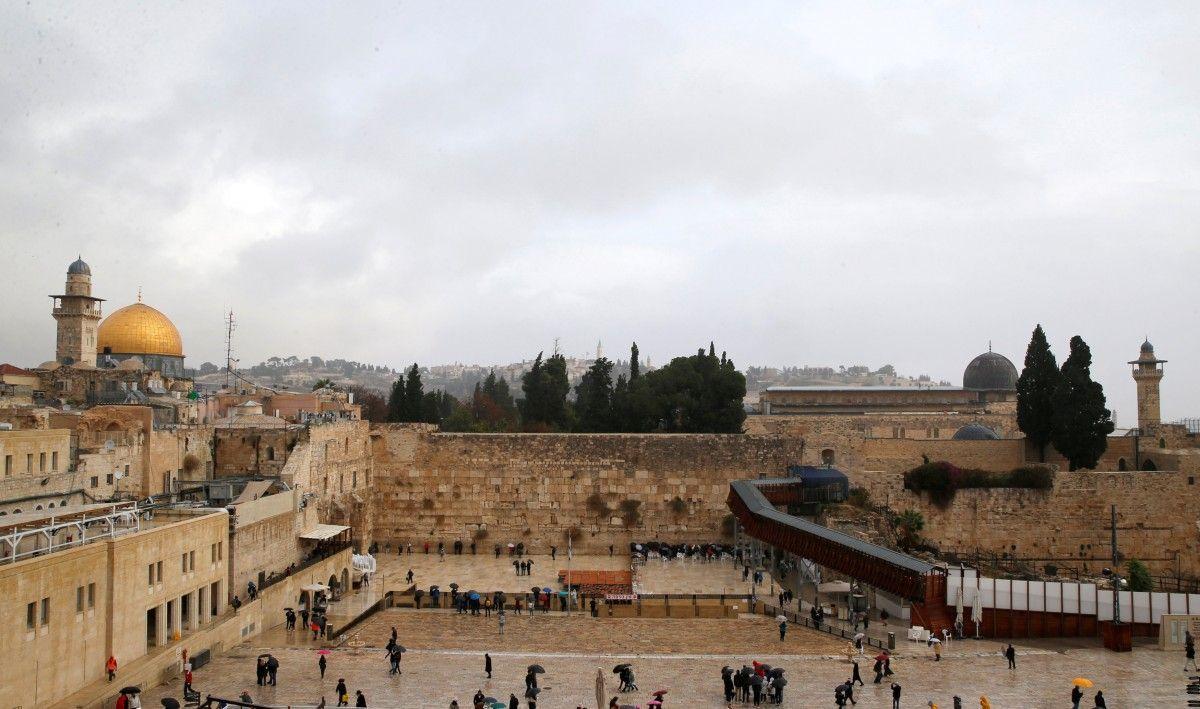 Стена Плача в Иерусалиме / REUTERS