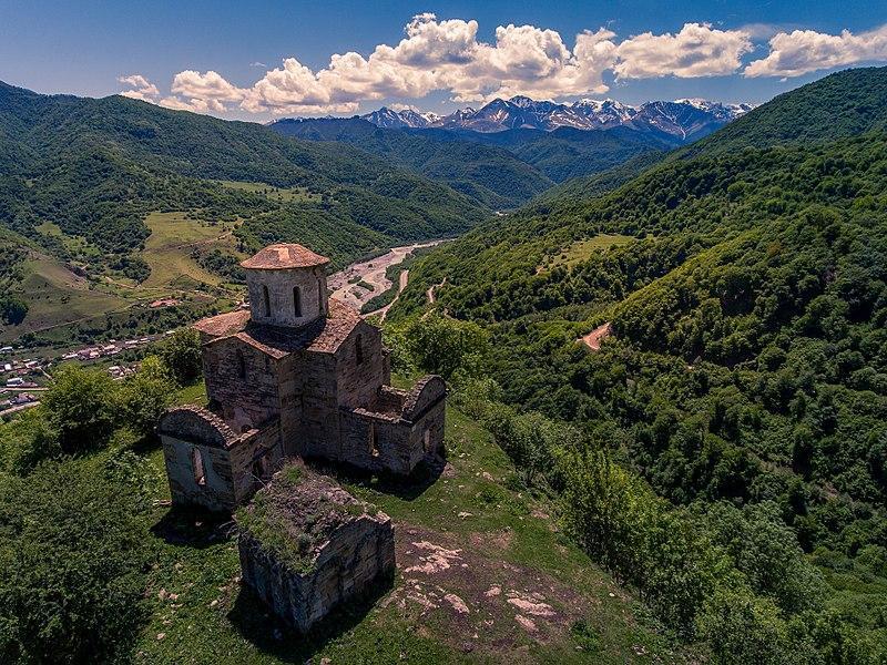 Сентинский храм / wikipedia.org