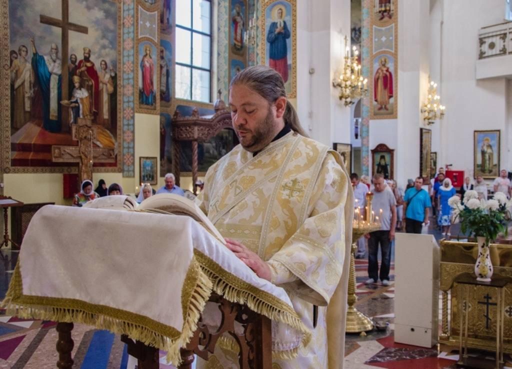 У День Незалежності України в Запоріжжі молилися на 12 мовах / hramzp.ua