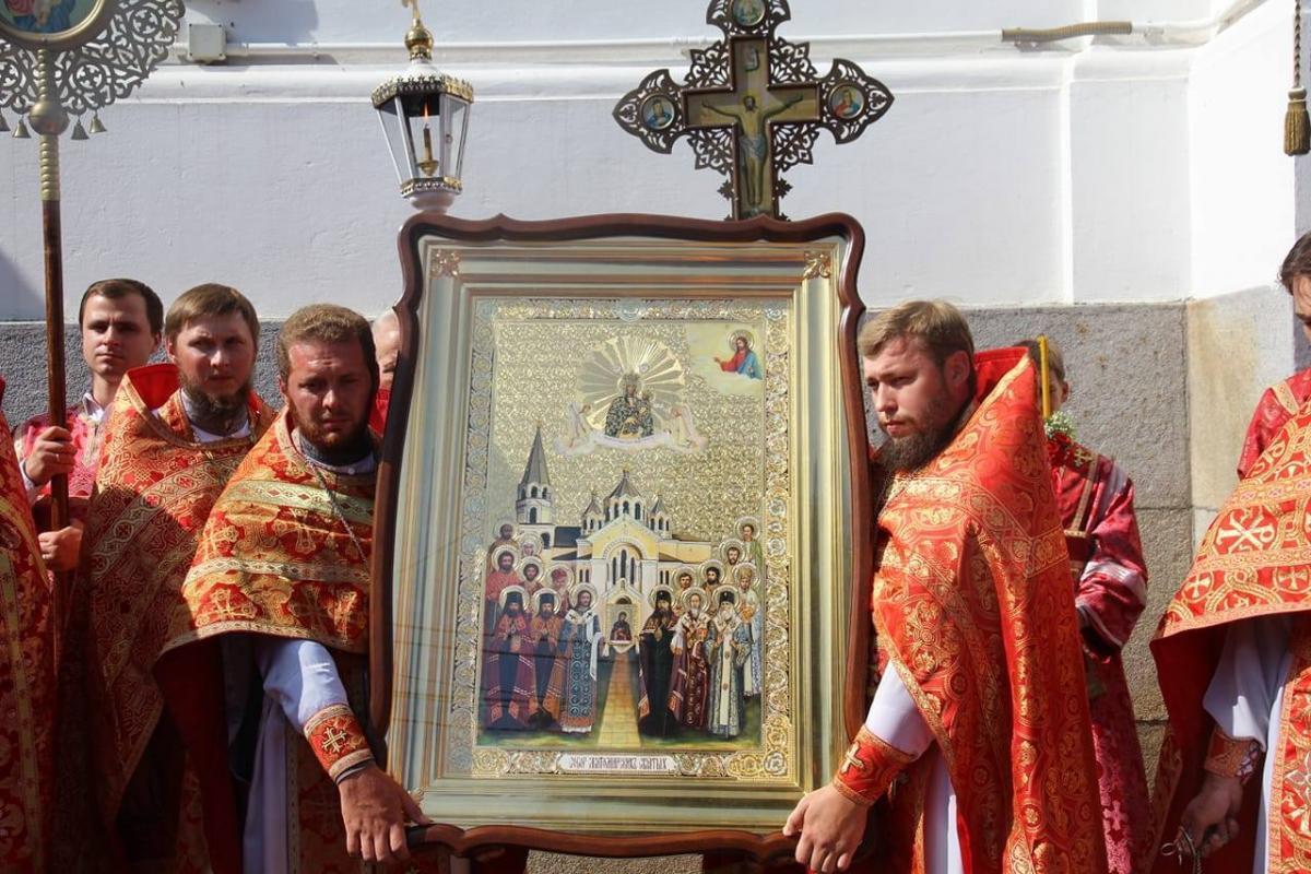 На Житомирщине впервые отметили память Собора Житомирских святых / zhytomyr-eparchy.org