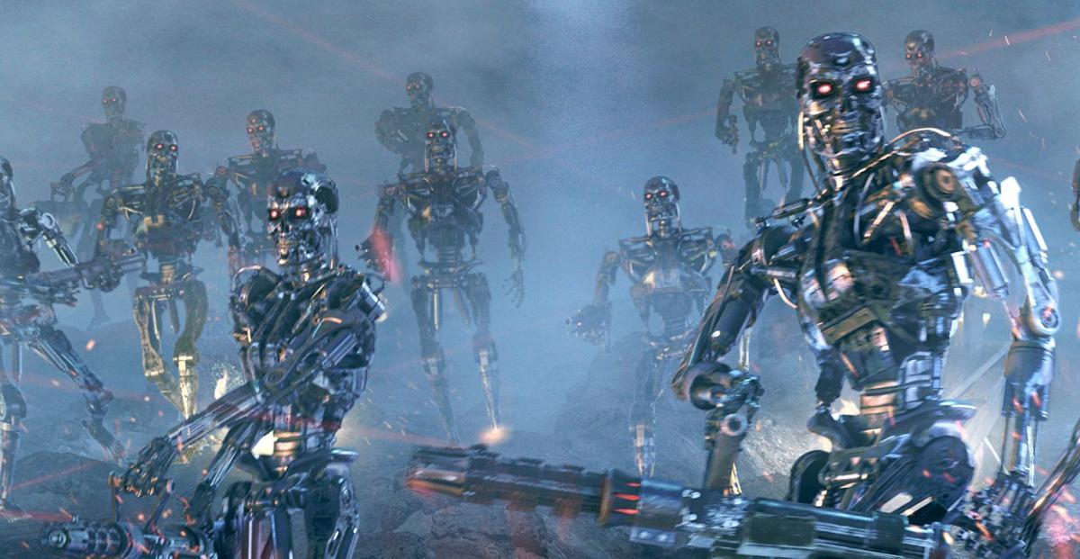 Amnesty International: роботы-убийцы -это больше не научная фантастика / фото imdb.com