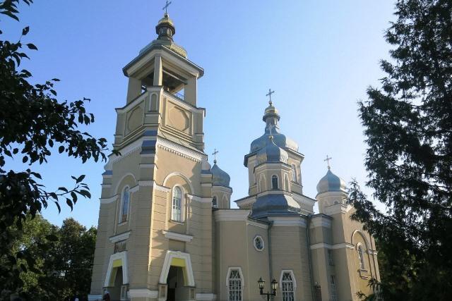 В Гадяче торжественно отметили 20-летие освящения Успенского собора / pravoslavie.poltava.ua