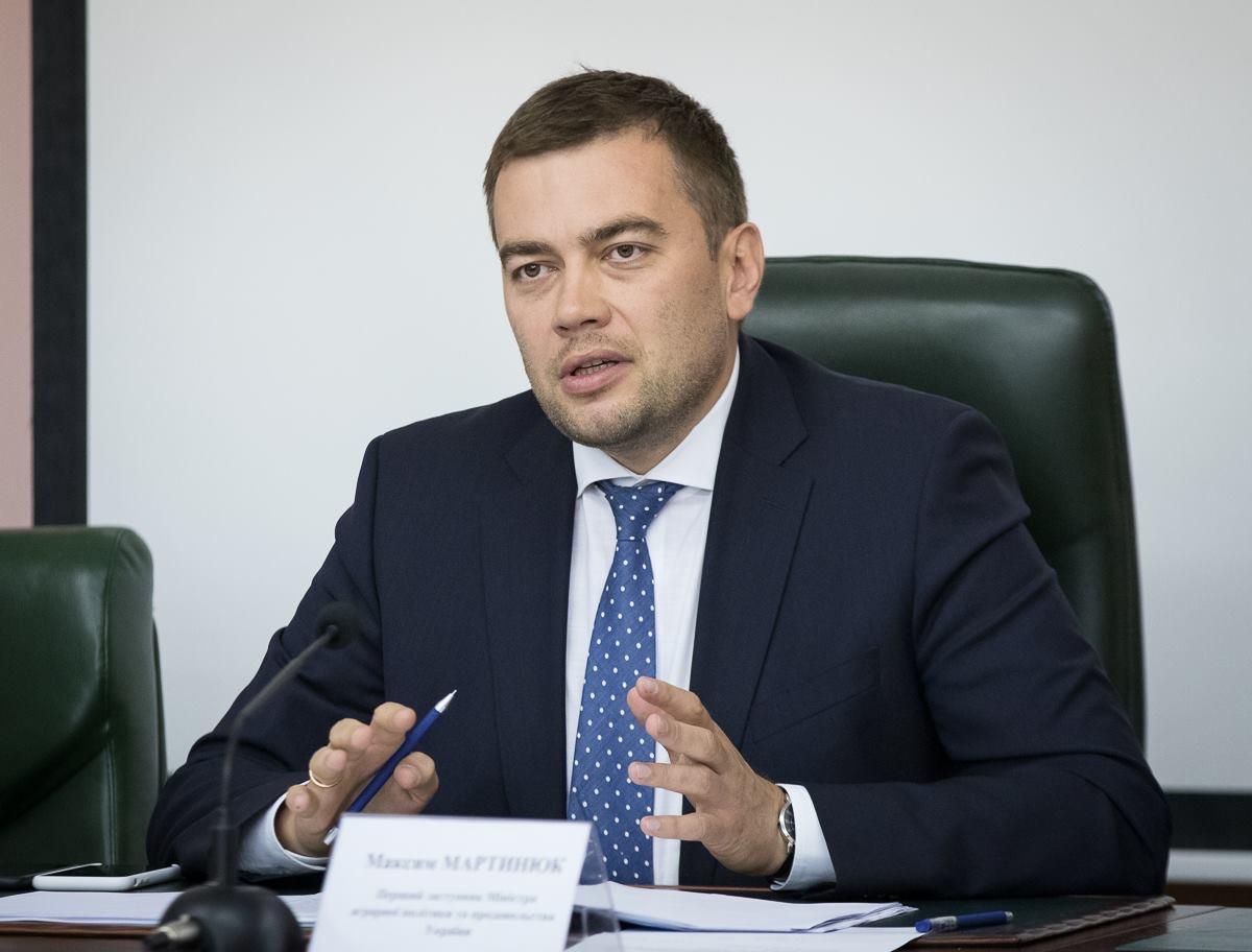 Мартынюк заявил, что наиболее трудной в реализации является программа поддержки той части населения, которая содержит молодняк крупного рогатого скота