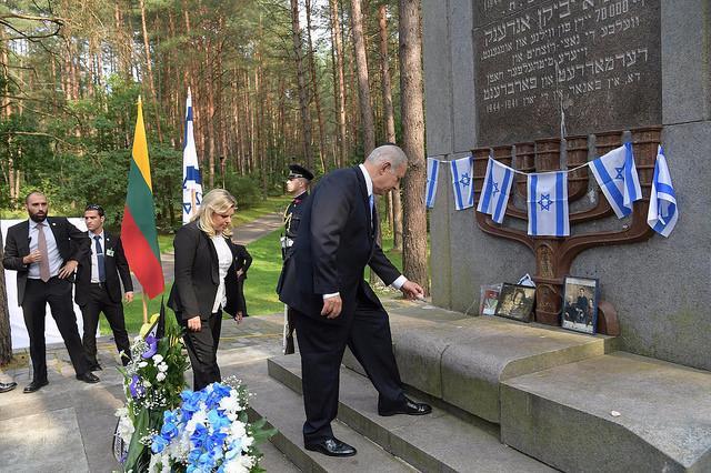 Литва признала свою ответственность за Холокост / mignews.com