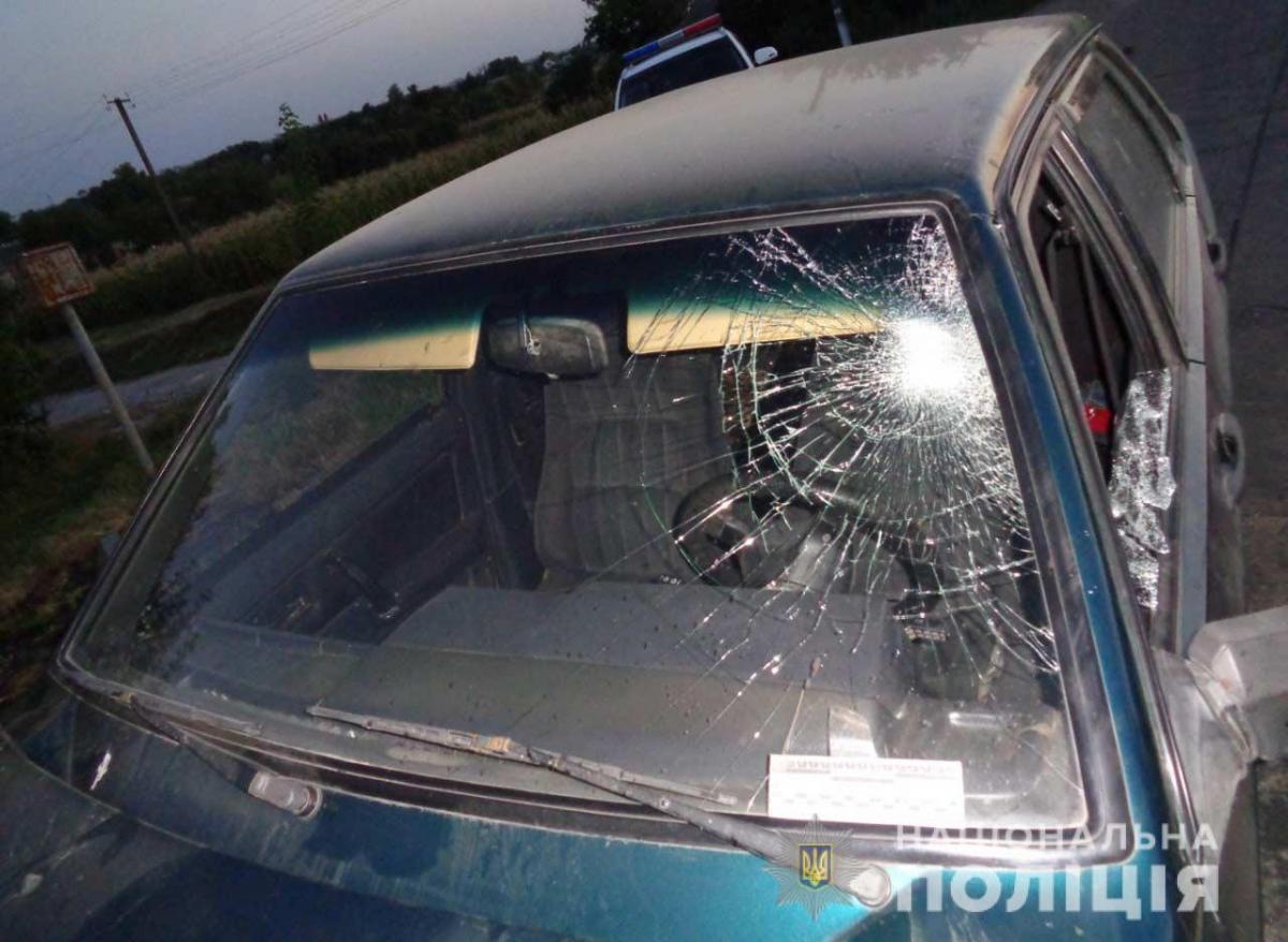 Дитина померла унаслідок аварії / фото dp.npu.gov.ua