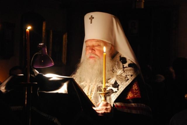 Митрополит Нифонт помер22 березня 2017 року / galinfo.com.ua