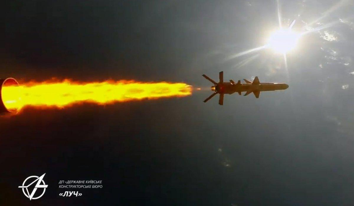 """Ракета """"Нептун"""" / фото КБ """"Луч"""""""