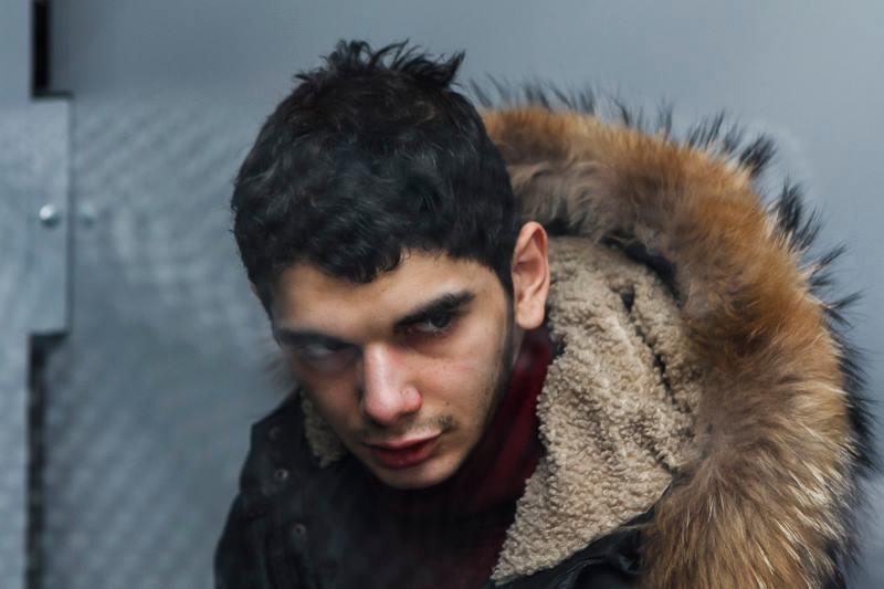 Енгібарян був звільнений з-під варти у залі суду / фото facebook.com/gnap.ua