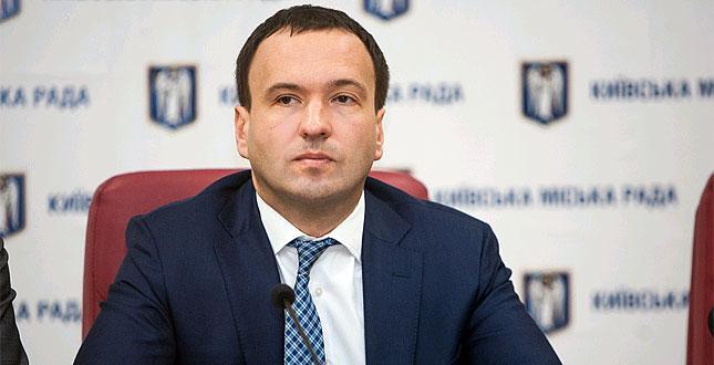 Петр Пантелеев / Фото kyivcity.gov.ua