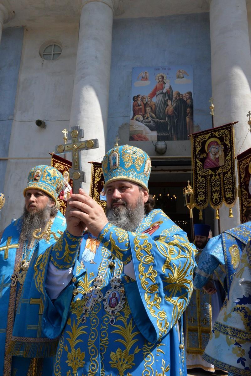 В Херсоне отметили 220-летие освящения Успенского собора / pravoslavie.ks.ua