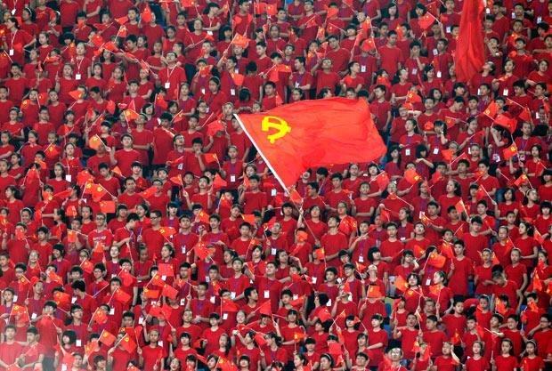 Китайская компартия попросила верующих покинуть ее ряды / silkroadnews.org