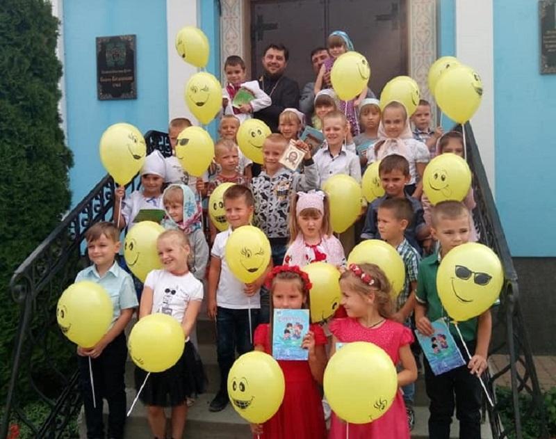 Церковь просит, чтобы Господь благословил учеников и учителей на успешную работу / news.church.ua